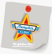 Calendrier des soirées Memphis sur Facebook